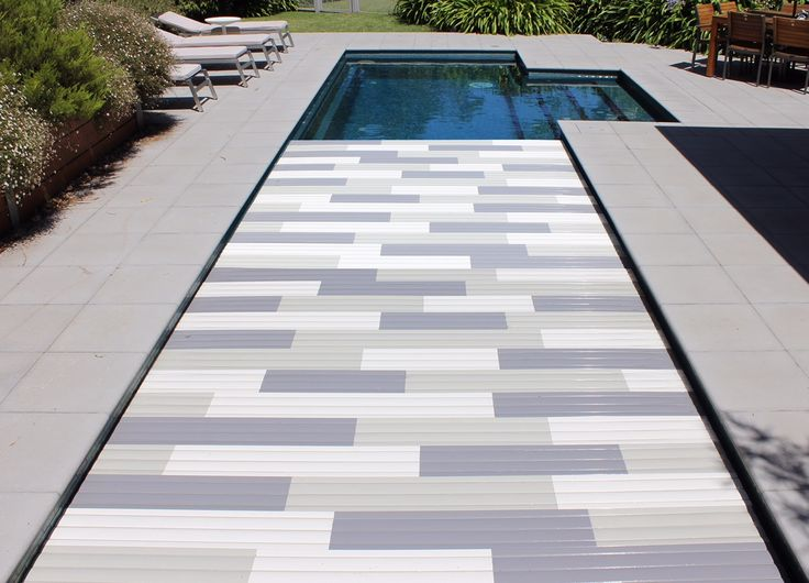 Pool Cover Storage Ideas a simple but effective pool float storage solution made from pvc pipe Sunbather Automatic Security Blanket Safety Swimming Pool Cover Httpssunbathercom
