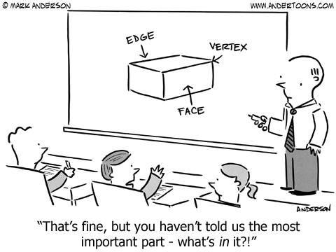 Funny math joke poster Zazzlecom math education Funny math