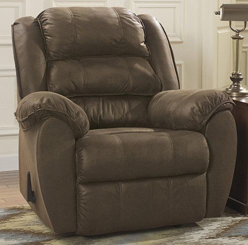 Living room decor on a budget matias recliner by ashley - Living room furniture on a budget ...
