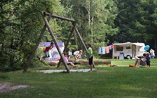 Camping De Lier, Natuurkampeerterrein te Lierop (Brabant). Maximaal genieten