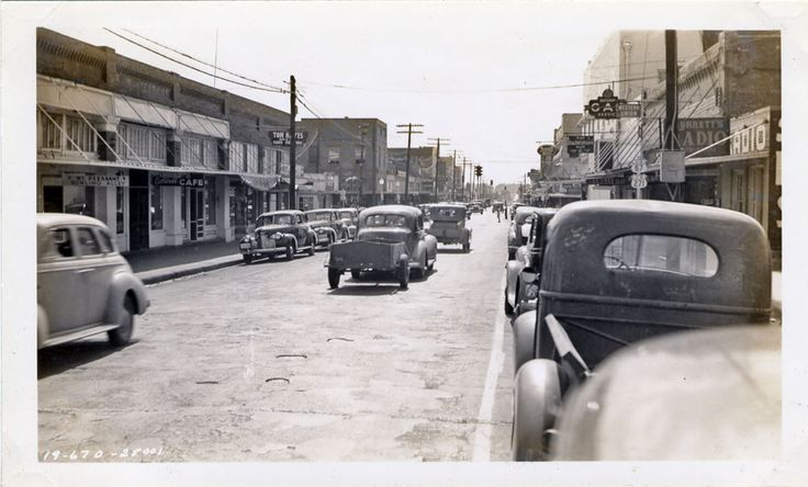 Bankhead Highway History | THC.Texas.gov - Texas Historical Commission