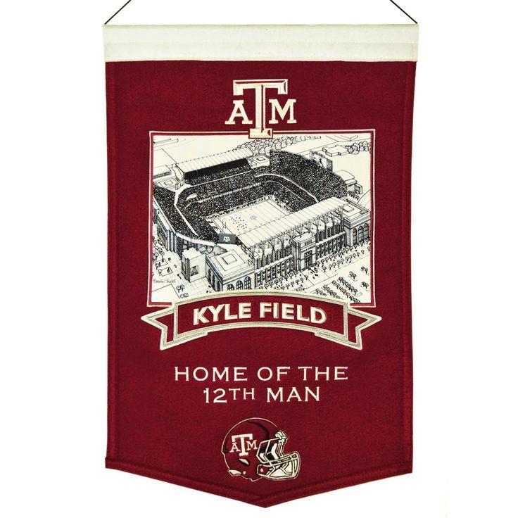 Kyle Field Stadium Banner