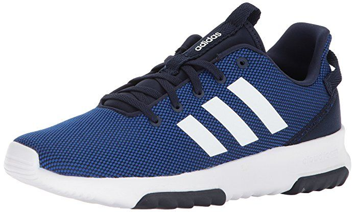 White//Black//White 5 M US New adidas Men/'s Cf Racer Tr Running Shoe