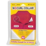 No Curl Collar Stays - 20 Pairs Permanent Fix Stays (Apparel)By No Curl Collar Stays