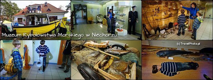 NIECHORZE - Muzeum Rybołówstwa Morskiego Kolejne niezwykłe miejsce na środkowym wybrzeżu. Historia lokalnego rybołóstwa morskiego i jeziorowego.
