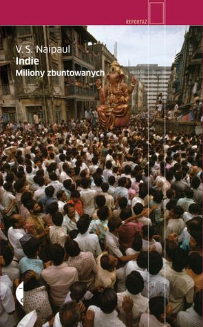 Przekład zjęzyka angielskiegoAgnieszka Nowakowska i Maryna OchabPodróżując przez kolejne indyjskie metropolie –Bombaj, Madras, Kalkutę iDelhi –Naipaul tworzy mieniący się niczym wkalejdoskopie, wielopłaszczyznowy obraz tego niezwykłego kraju, pędzącego kuzmianom, ajednocześnie zatrzymanego wczasie. Oddaje wręce czytelników swój dziennik zpodróży pełen refleksji ispostrzeżeń dotyczą...
