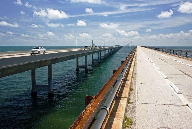 Мост Семи Миль, Флорида-КИС Источник: http://set-travel.com/usa/item/680-most-semi-mil-florida-kis