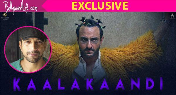 Saif Ali Khan's Kaalakaandi is something that is very rare in Bollywood, says Deepak Dobriyal #FansnStars