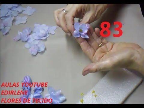 AULA 27: FLORES FÁCEIS, LEVES E DESCONTRAÍDAS PARA FAZER LINDOS ARRANJOS - YouTube