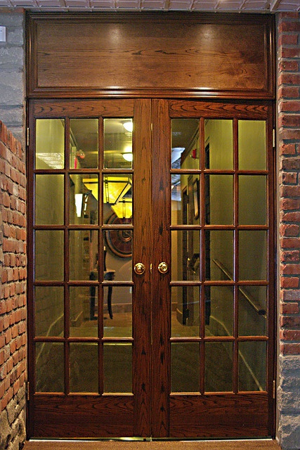 Entrance to Main Hall by backstage.capitol, via Flickr