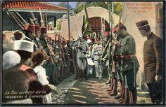 Guglielmo di Wied, Principe (RE) d'Albania, ENTRO' A DURAZZO, ALLORA CAPITALE IL 7 MARZO DEL 1914