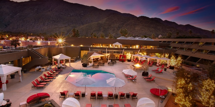 Hotel ZOSO.. Palm Springs minutes from downtown walking from Spa Resort & Casino.