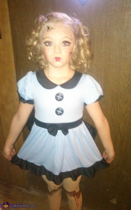 25 best halloween images on Pinterest Costume for girls, Costume - halloween ideas girls