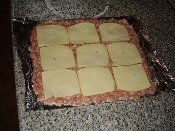 Csavart darált hús - Andi konyhája - Sütemény és ételreceptek képekkel