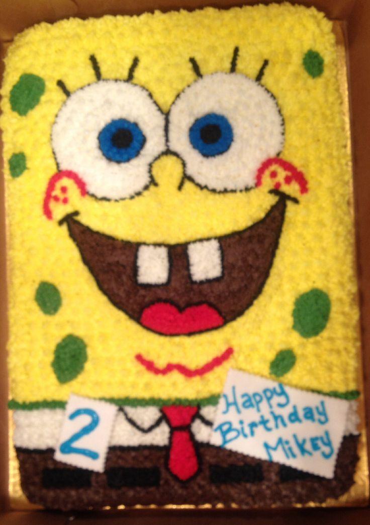 Spongebob Rice Krispie Treats