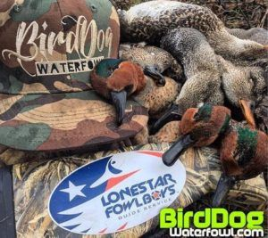 Lonestar Fowl Boys - Texas Duck Hunting Guide Service