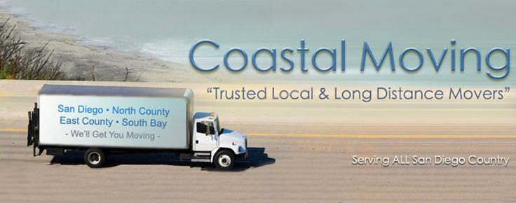 Visit Coastal Moving for great deals on expert local moving services. Our experienced San Diego movers welcome any challenge. Call: (858) 397-5586
