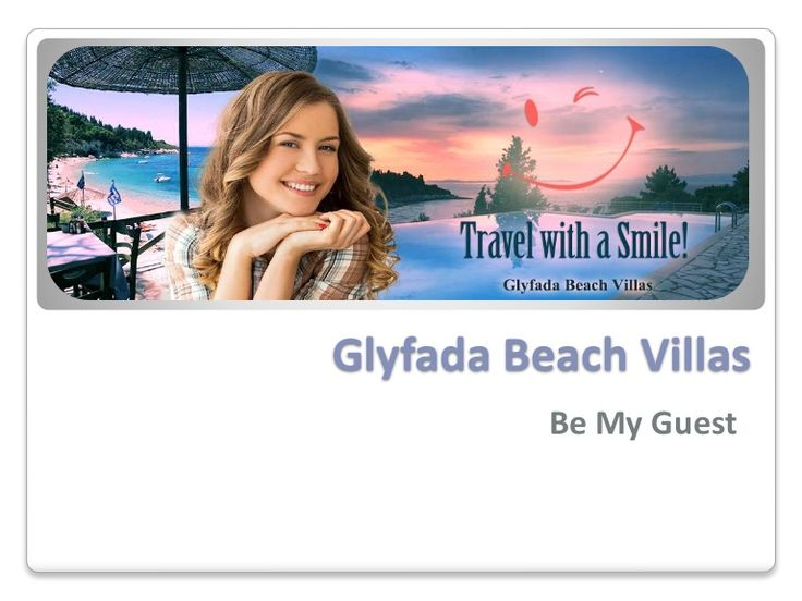 Vacation Rentals At #GlyfadaBeachVillas !