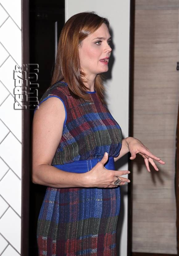 Emily Deschanel Is Pregnant With Her Second Baby!!!