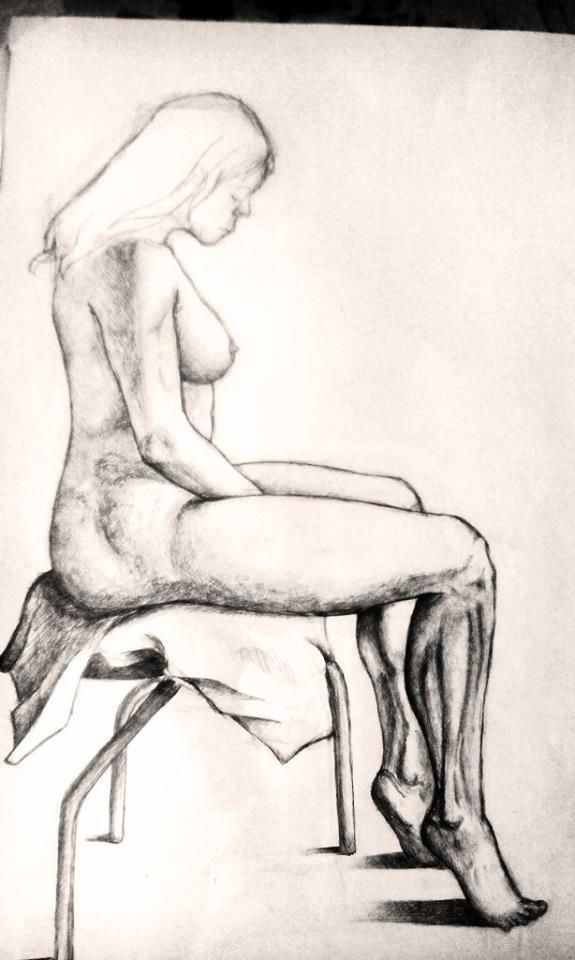 """""""Kao umjetnik sam nastojao od objekta žene načiniti živi subjekt"""" -Degas"""