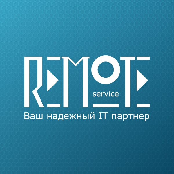 Логотип для Remote Service https://vk.com/remote_service