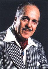"Lee Falk (1911-1999), creator of ""The Phantom"" and ""Mandrake the Magician."""