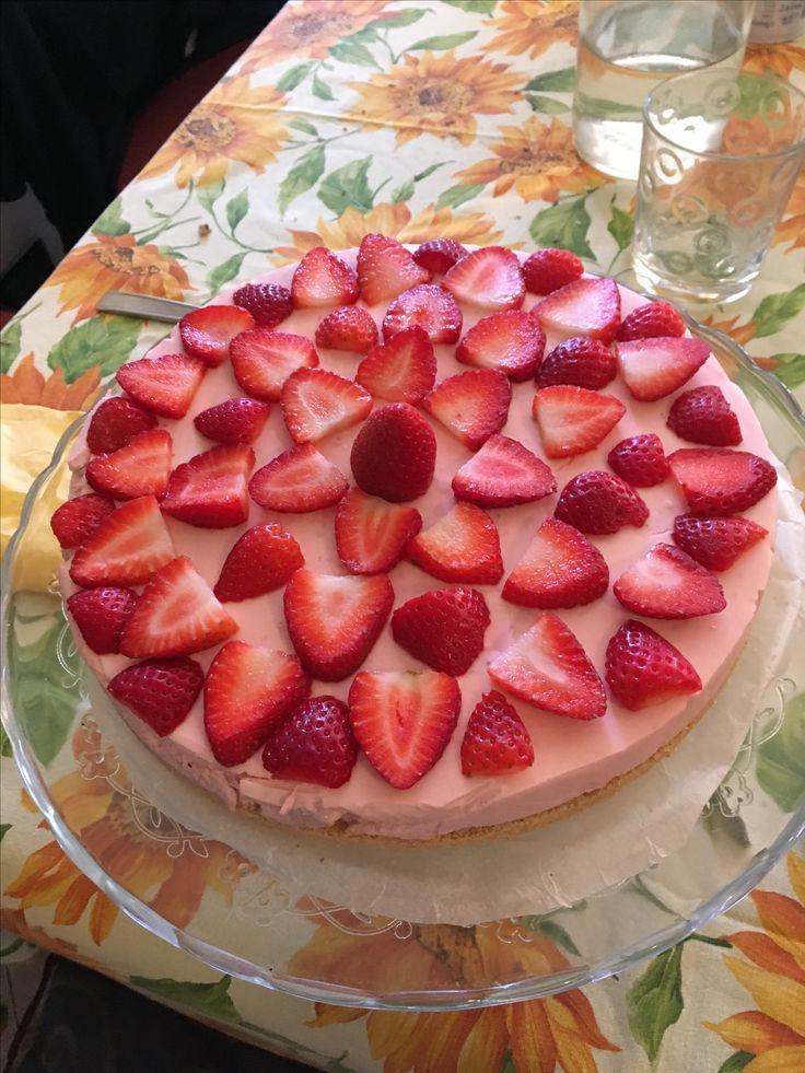Cheesecake fragole Bimby