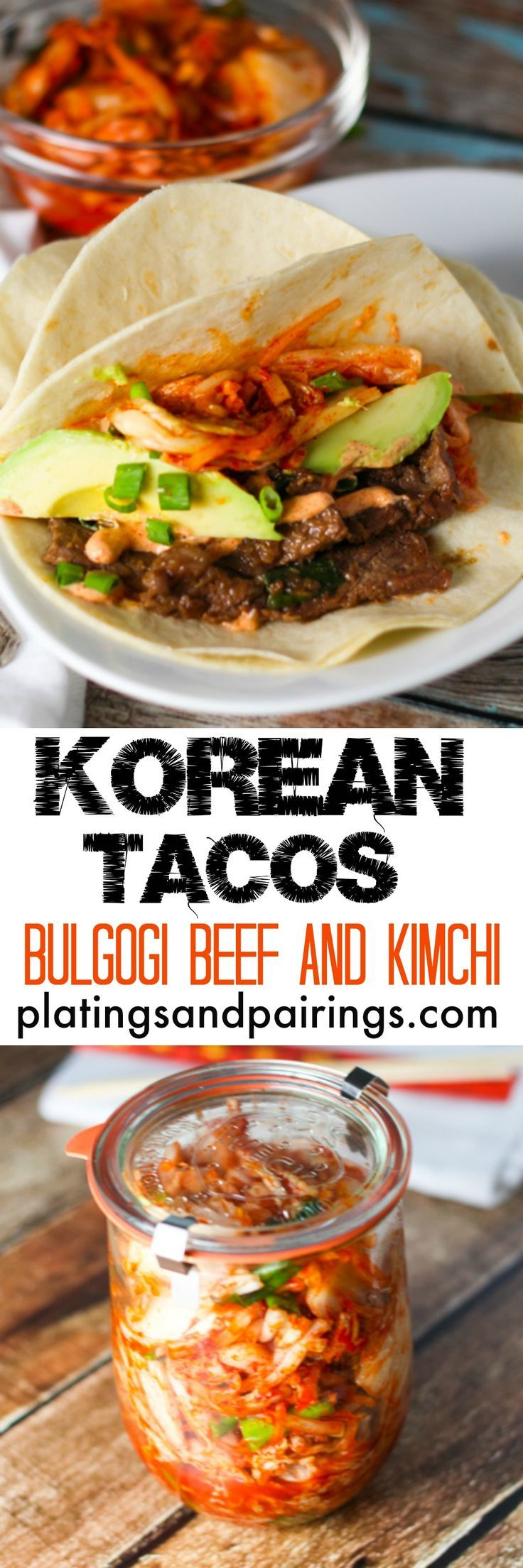 Korean Tacos Recipe | Asian Cooking | Such AMAZING flavors in these tacos! No wonder they're sweeping the West Coast!