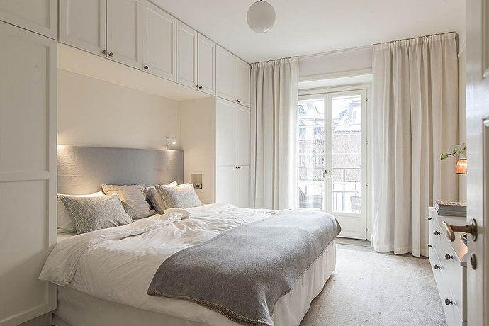 F Rvandla Sovrummet Till Ett Lyxigt Hotellrum