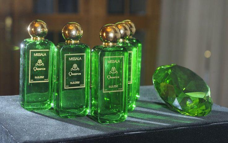 Gwiazdy na promocji perfum Qessence - Plejada