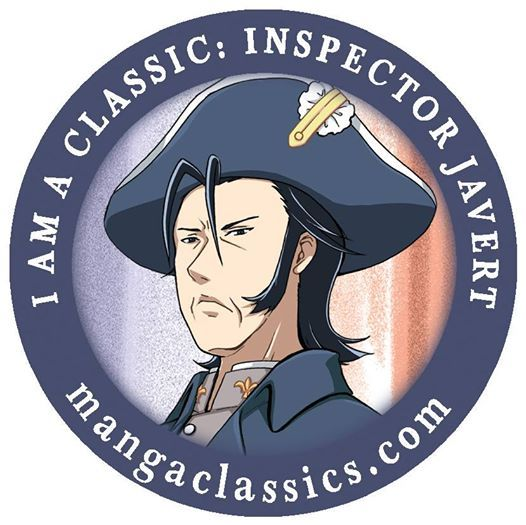 Do you agree with the Inspector? Here's a Button Icon for you! Inspector Javert from Les Miserables! #LesMiserable #LesMiz #LesMis #VictorHugo #InspectorJavert #mangaclassics