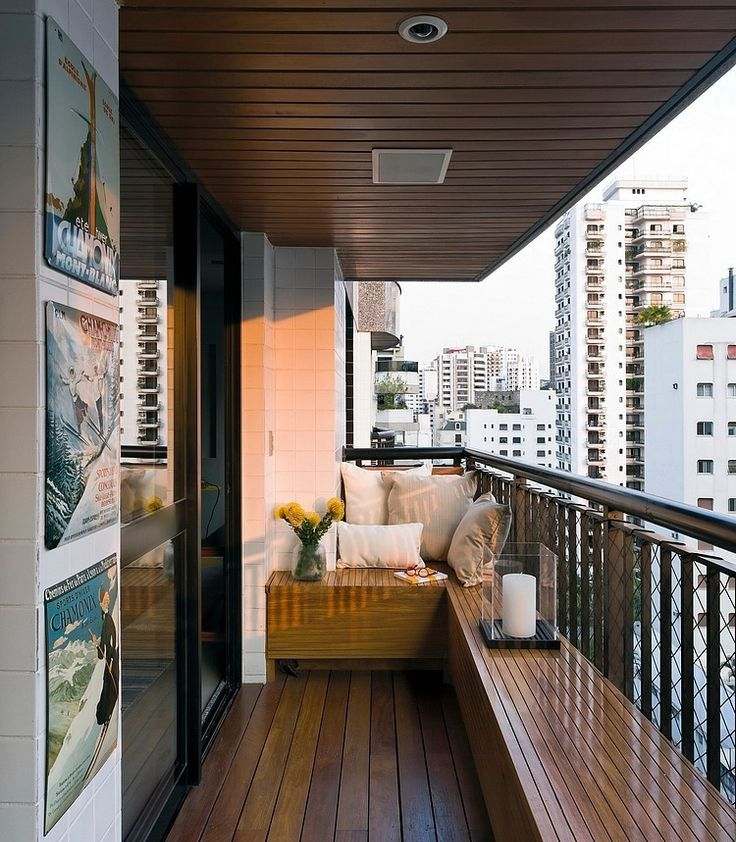 Hoje a maioria das pessoas moram em apartamentos ou espaços limitados, não são todos que tem a sorte de ter uma super varanda em casa, com árvores frutíferas, piscina e área livre. Mas como tudo na…