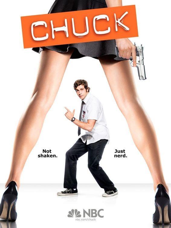 Chuck. Abril 2013