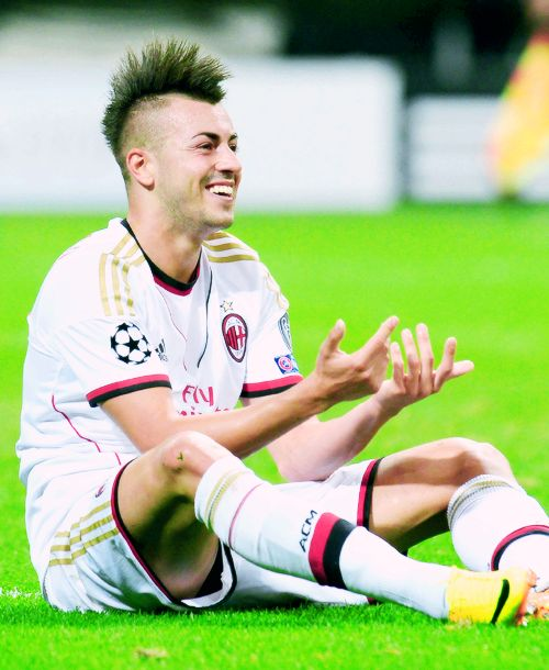 Stephan is all smiles via iscosuarez.tumblr.com #elshaarawy