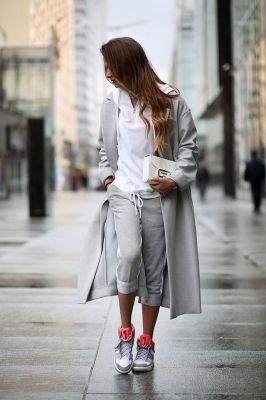 white leather handbag HEXAGON