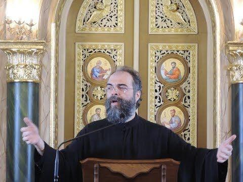 Πνευματικοί Λόγοι: Ο Χριστός είναι ζωή - Ομιλεί ο π. Ανδρέας Κονάνος