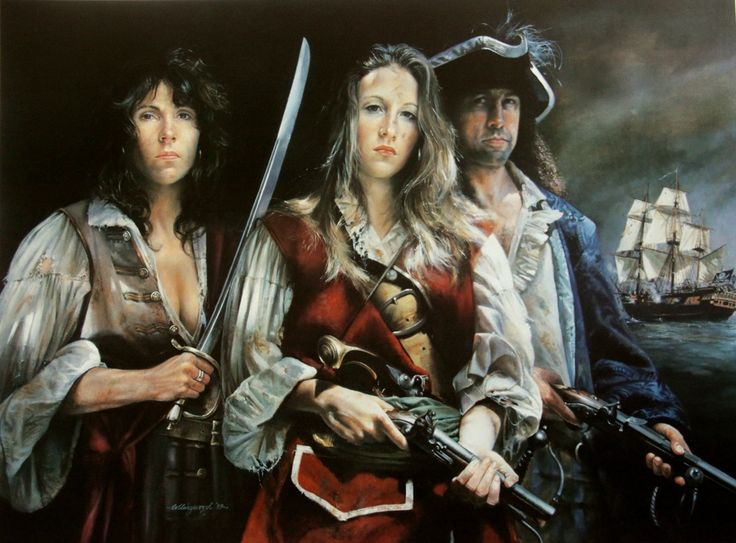 when did mary read and anne bonny meet