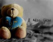 teddy bears quote and i miss u  quote