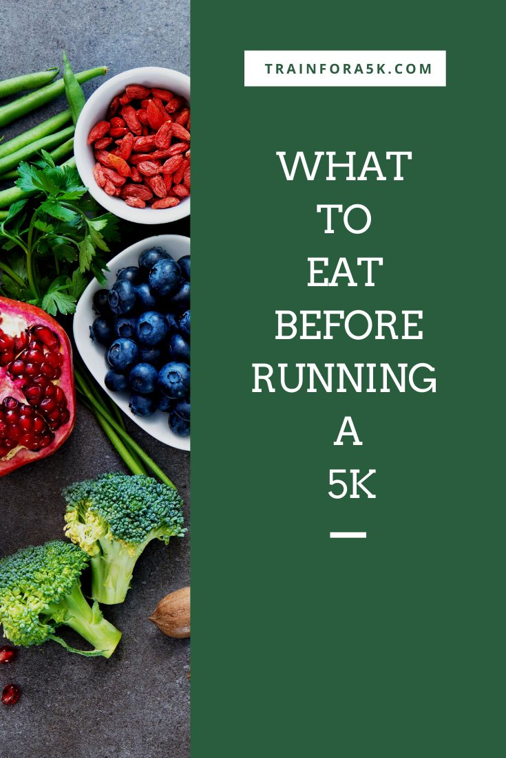 What to Eat Before Running a 5k Race (With images