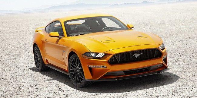 Confirmado El Ford Mustang Hibrido Si Hibrido Llegara En 2020 Ford Mustang Ford Mustang V8 Ford Mustang Gt