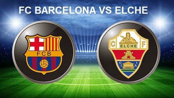 موعد مباراة برشلونة وإلتشي والقنوات الناقلة كأس جوان غامبر Sport Team Logos Match Of The Day Juventus Logo