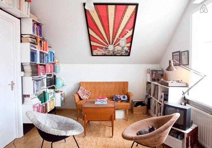 Échale un vistazo a este increíble alojamiento de Airbnb: Beautiful private room downtown - Apartamentos for Rent