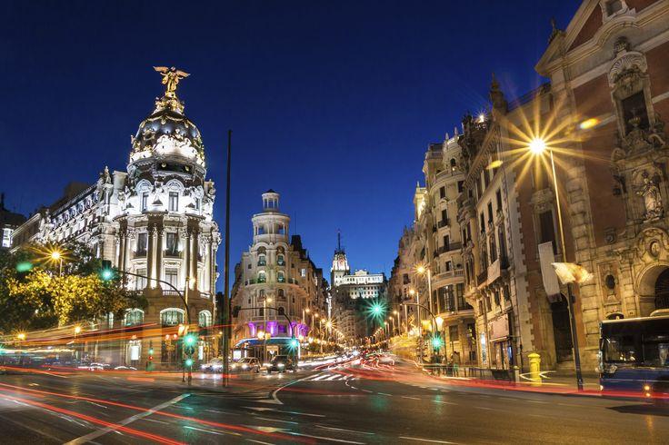 Madrid | Madryt #madrid
