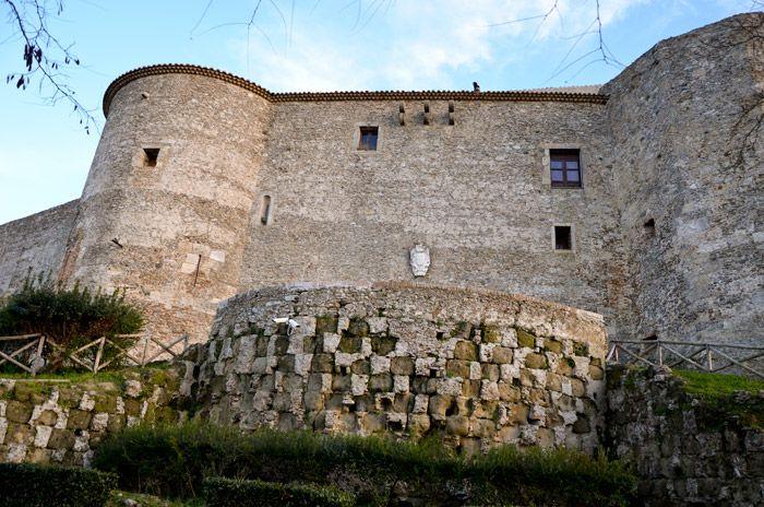 Castello Normanno/Svevo - Vibo Valentia