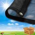 Black Mesh Tarps - Shade Screens
