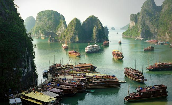 halong bay - Google zoeken