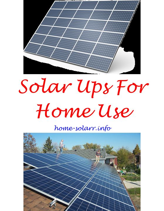 Home Solar Energy Systems For Sale