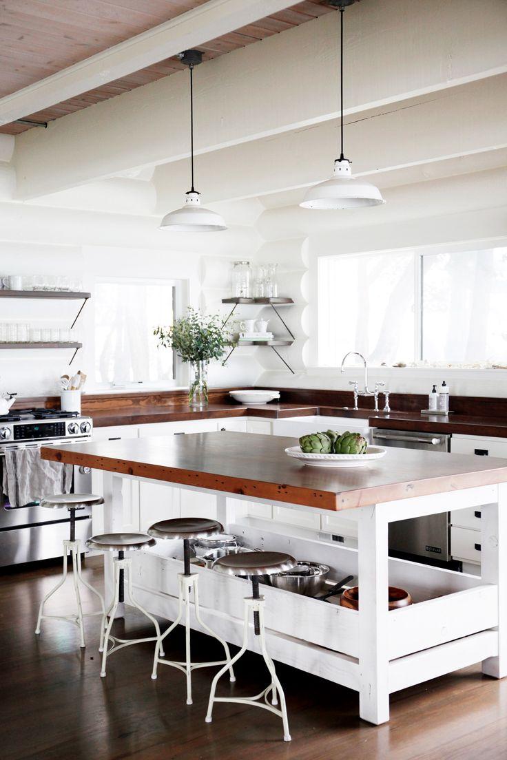 788 best Island Love images on Pinterest | Kitchen islands, Dream ...