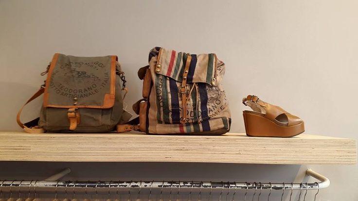 Campomaggi Bags | Antonella Boutique #Campomaggi #Bags #leather #Italy #Stripes #Logan #Shoes #AntonellaBoutique