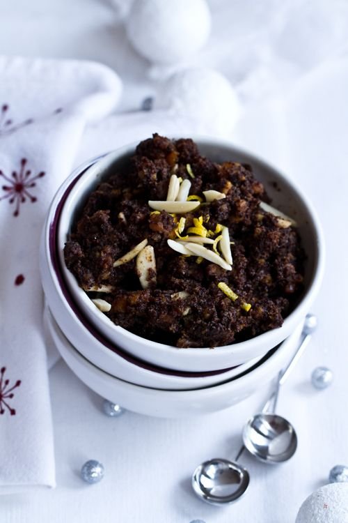 **Kutia** Kutia is a sweet grain pudding, traditionally served in Russia, Ukraine, Belarus and some parts of Poland. Kutia is often the first dish in the traditional twelve-dish Christmas Eve supper (also known as Svyatah Vecherya).